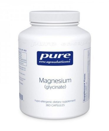 Pure Encapsulaitons Magnesium Glycinate